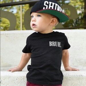 Other - Bruh tee